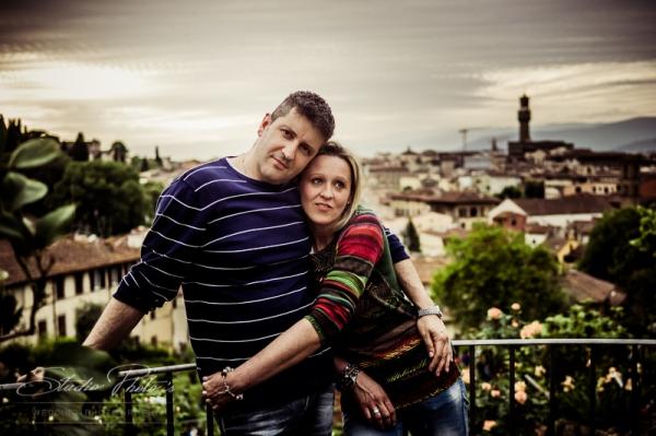 Agnieszka e Marco - Engagement